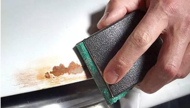 車漆長年累月鏽蝕救援處理|新竹嘉鋒汽車鈑金烤漆廠
