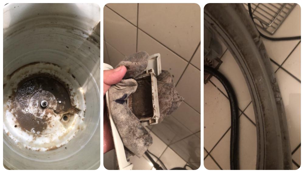 【台中洗衣機清洗】洗衣機偷偷跑去玩土?|牛師傅清洗洗衣機-中彰投
