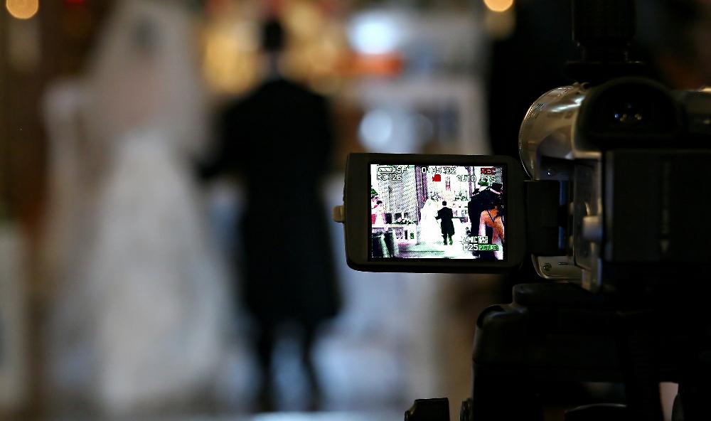 婚禮錄影講求的是完整性,也是婚錄的最大優勢