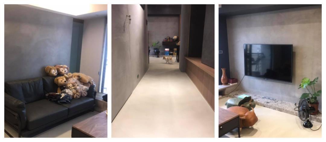 居家創意無縫地坪&創意壁材設計|卡多泥創意地坪