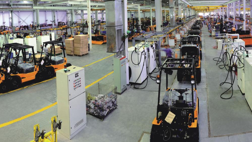 AGV智能物流系統,自動化時代的產物|東奕精密股份有限公司