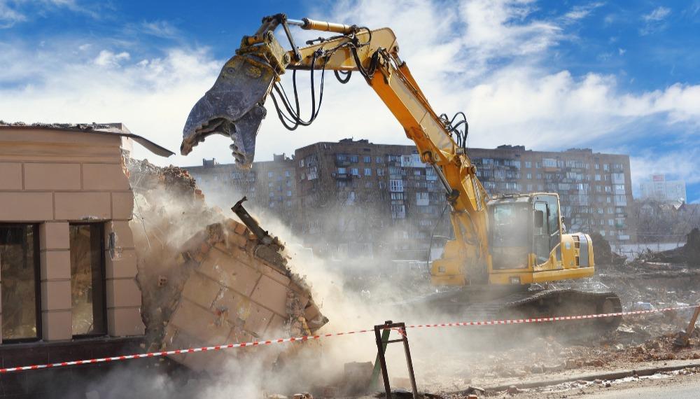 拆除工程兩三事|台北建成拆除工程