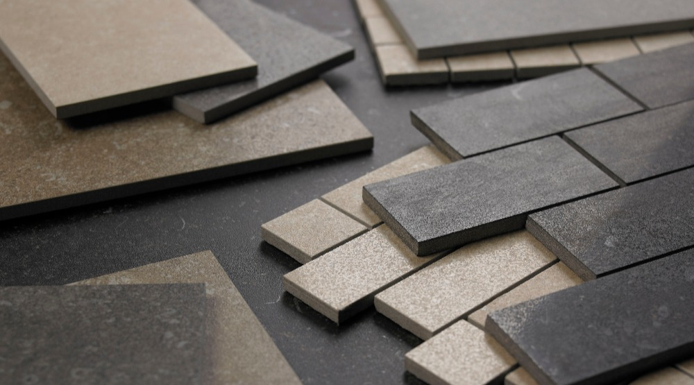磁磚材質花色選擇多樣化