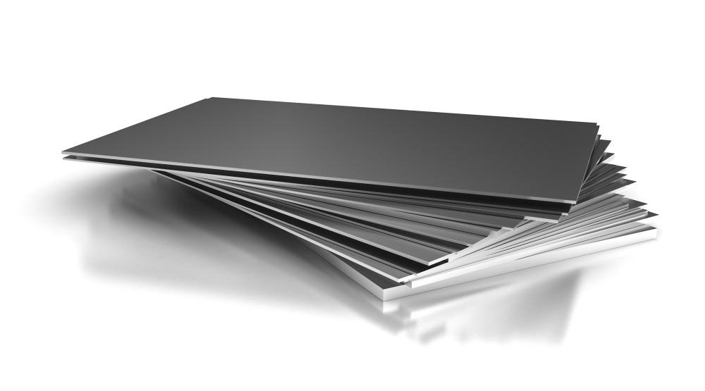 採光罩常用材質之一-不鏽鋼(白鐵)
