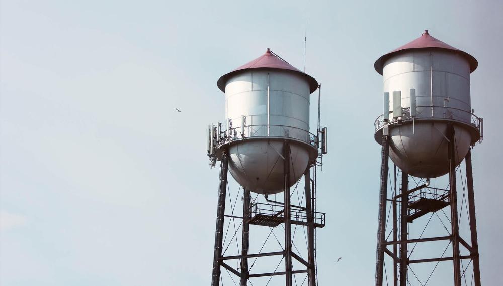 【清洗水塔】為什麼要清洗水塔? 台中宏興清潔公司