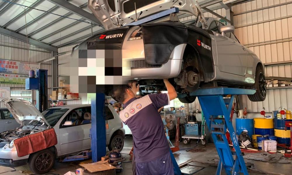 尚新汽車維修保養服務