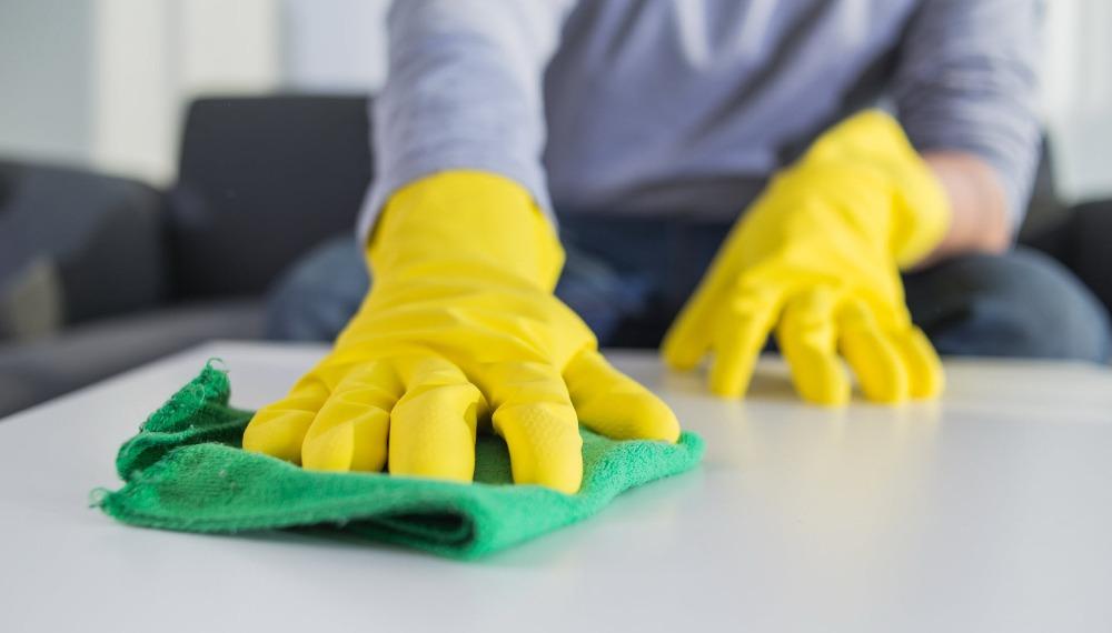 居家清潔小妙方,讓灰塵不再沾黏!|台中幸福我家居家清潔
