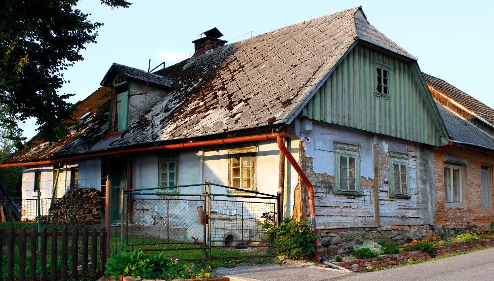 舊屋翻新-達成新與舊的平衡|桃園京都室內裝修設計