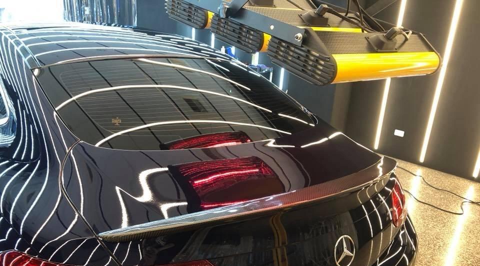定期汽車鍍膜維護