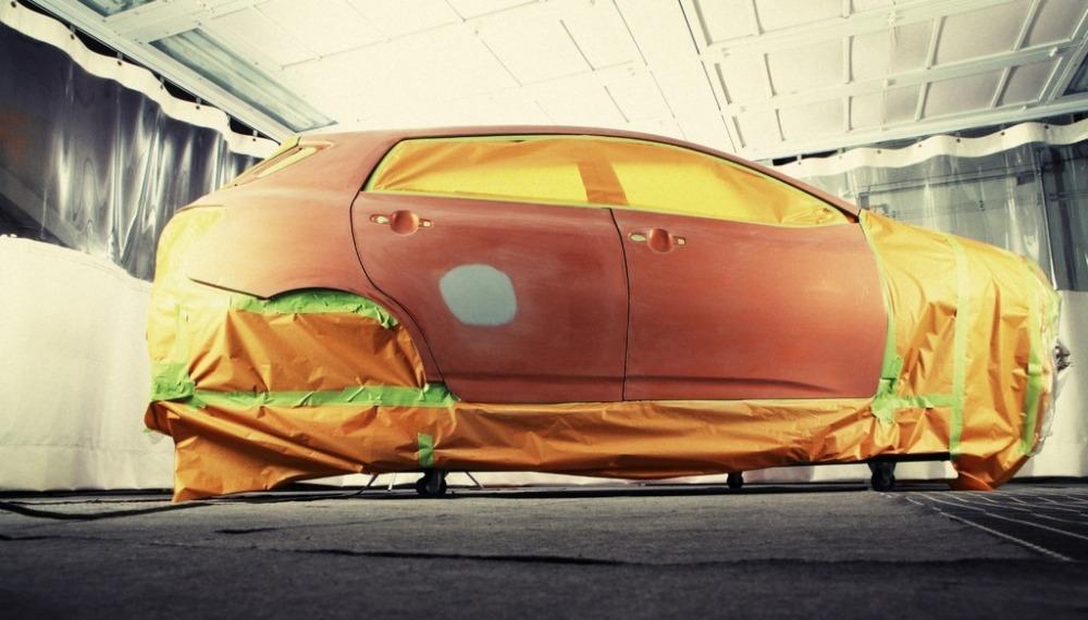 新竹鈑金烤漆-專業汽車凹痕刮傷處理達人|嘉鋒汽車鈑金烤漆廠