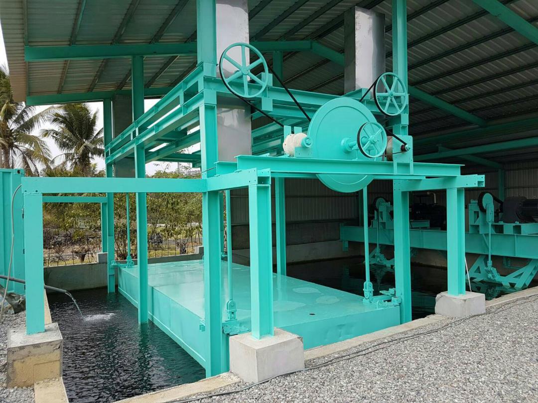 海浪發電系統