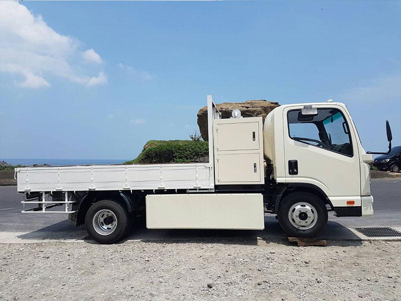 (充電型)市區運輸電動小貨車(6.5噸)