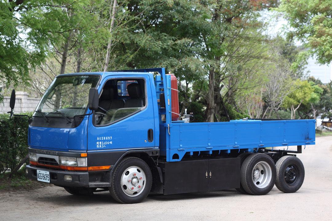 (充電型)市區運輸電動小貨車(3.49噸)