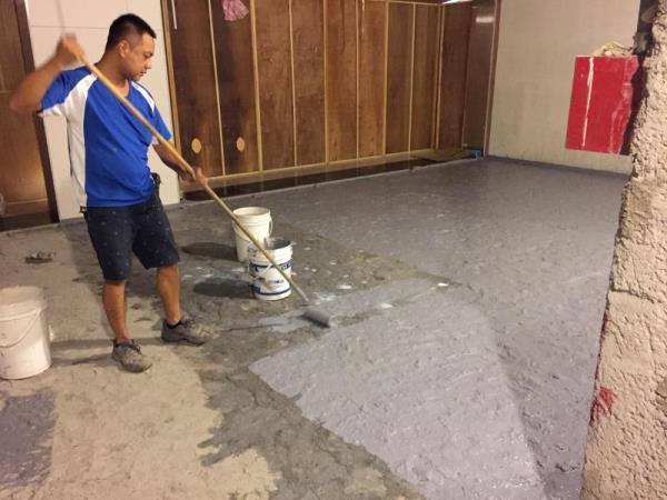 連鎖餐廳防水施作