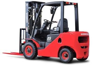 柴油堆高機 XF系列1-3.5噸(XW33|27|33F)