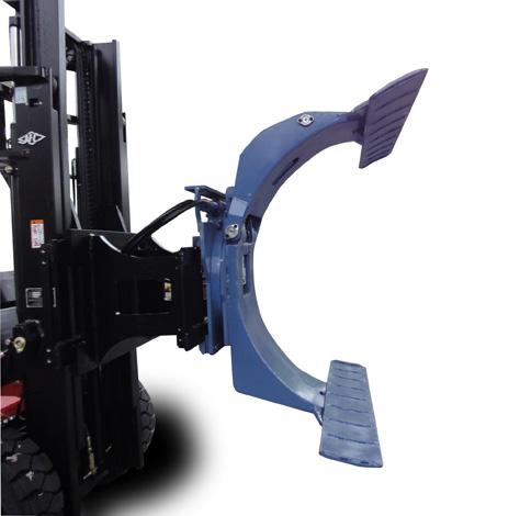 杭叉生產輪胎夾(配前伸裝置) 2CS2K-LT