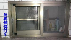 氣密窗安裝