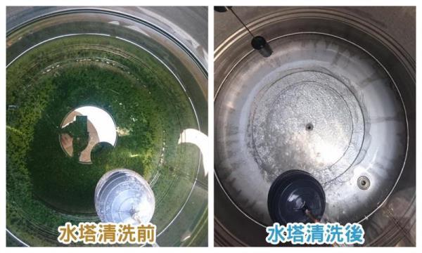 彰化清洗水塔