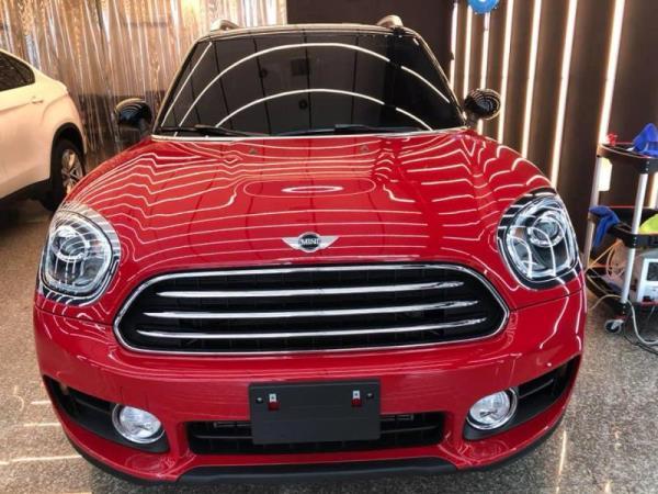 Mini汽車美容