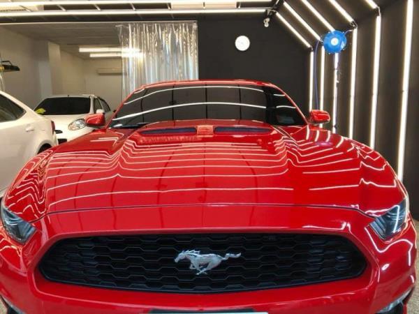 福特野馬汽車鍍膜