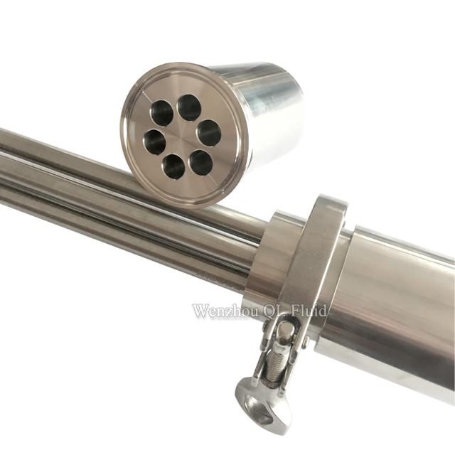 Electrical Heated Tube