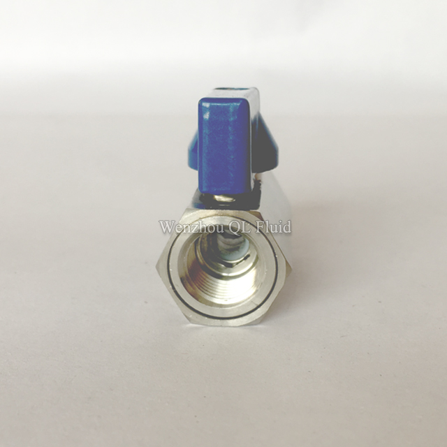 Sanitary Mini Ball Valve
