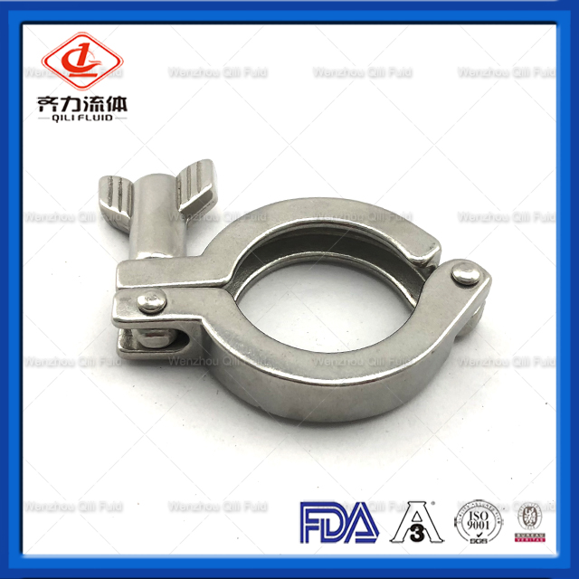 13MHH Single Pin Heavy Duty Clamp