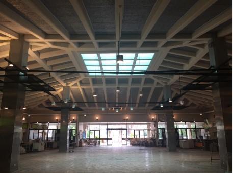 屏東商業空間設計-學生餐廳