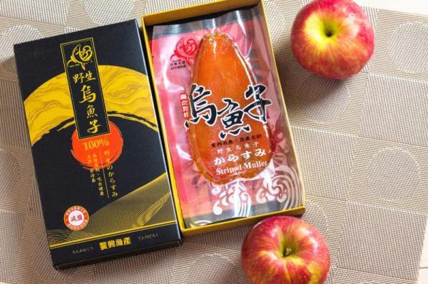 台中港野生烏魚子4兩-8兩(都可客製化禮盒)
