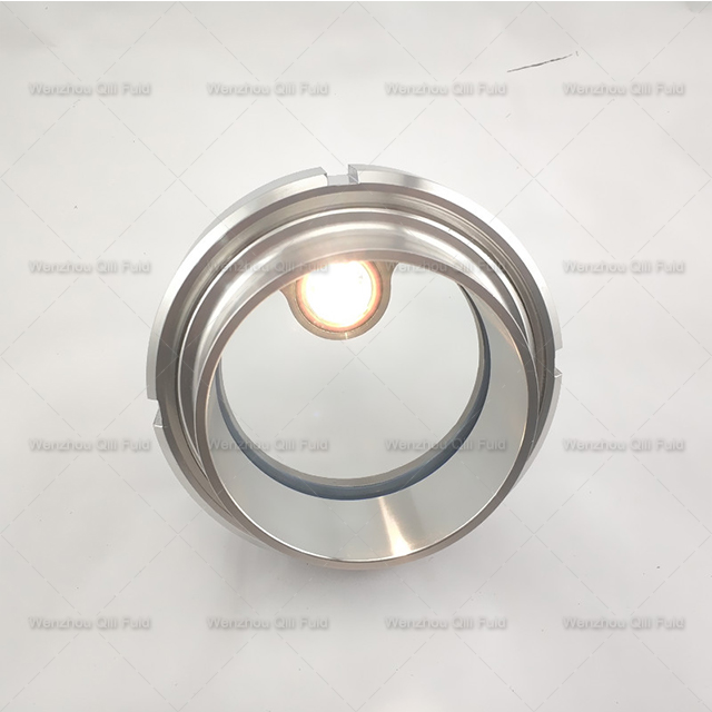 Sight Glass with Light