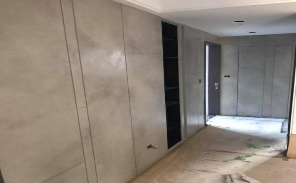 壁材塗裝舊牆效果