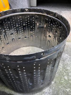 2019.9.10(三洋)清洗洗衣機