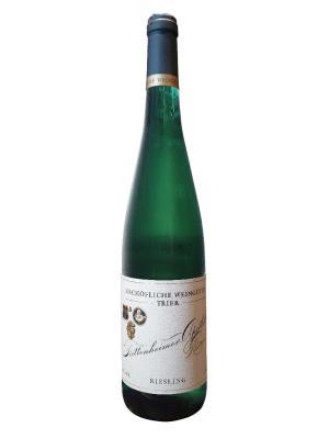 2015 德國白酒 TRITTENHEIMER APOTHEKE RIESLING RESERVE (知名葡萄酒評鑑網站 James Suckling  90分)