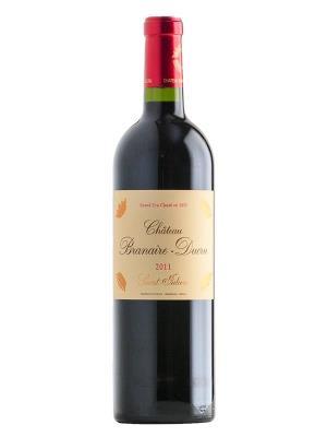 2011 法國紅酒 Saint-Julien產區的4級酒莊 Château Branaire-Ducru (品醇客世界葡萄酒大獎   Decanter World Wine Awards  金牌)