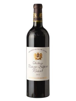 2012 法國紅酒 St-Émilion一級特等酒莊 Chateau Beau-Sejour Becot (葡萄酒愛好者雜誌  Wine Enthusiast   94分)