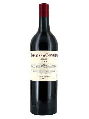 2013 法國紅酒 Graves區的列級酒莊 Pessac-Leognan Rouge Domaine de Chevalier (葡萄酒愛好者雜誌  Wine Enthusiast   95分)