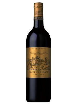 2014 法國紅酒 MARGAUX產區三級酒莊 CHATEAU D`ISSAN (著名葡萄酒評論家  James Suckling  94分)