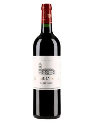 2012 法國紅酒 Saint-Julien產區的三級酒莊 CHATEAU LAGRANGE (樺榭葡萄酒指南  Le Guide Hachette des Vins  二顆星)