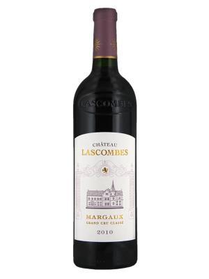 2010 法國紅酒 Margaux產區二級酒莊 CHATEAU LASCOMBES (樺榭葡萄酒指南  Le Guide Hachette des Vins  三顆星)