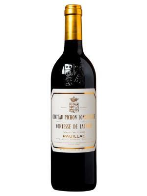 2012 法國紅酒 Pauillac產區的二級酒莊 CHATEAU PICHON LONGUEVILLE COMTESSE DE LALANDE (樺榭葡萄酒指南  Le Guide Hachette des Vins  二顆星)