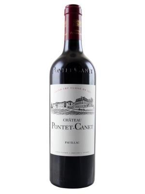 2011 法國紅酒 Pauillac產區的五級酒莊 CHATEAU PONTET CANET (樺榭葡萄酒指南  Le Guide Hachette des Vins  二顆星)