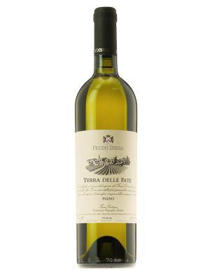 2018 義大利白酒 Terra delle Fate  Sicilia D.O.C. (國際葡萄酒競賽  International Wine Challenge  銀牌)