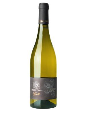 2018 義大利白酒 GRILLO D.O.C. (布魯塞爾國際葡萄酒大賽 Concours Mondial de Bruxelles 金牌)