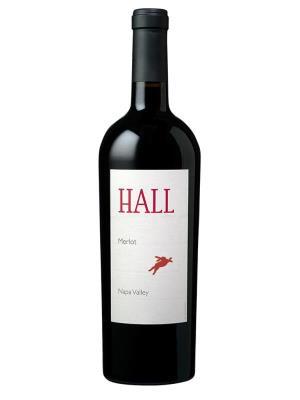"2016 美國紅酒   HALL ""Napa Valley"" Merlot (TEXSOM葡萄酒大賽  金牌 )"