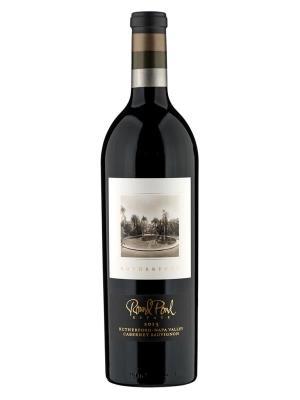 """2015 美國紅酒   Rutherford Cabernet Sauvignon 1.5L (知名葡萄酒評論雜誌 """"葡萄酒觀察家""""Wine Spectator   91分)"""