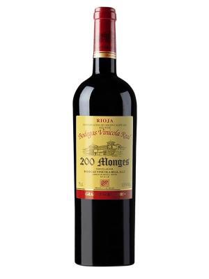 2001 西班牙紅酒 200 Monges Rioja Gran Reserva (知名葡萄酒評論雜誌 Wine Enthusiast  94)