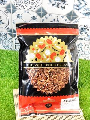 休閒食品 - 香酥玫瑰蝦