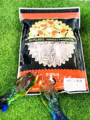 休閒食品 - 杏仁丁香魚