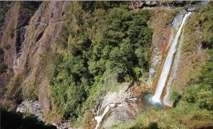 八通關古道+瀑布+溫泉一日遊