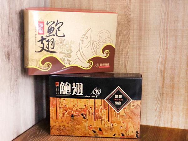 三入裝-XO醬鮑魚排翅禮盒